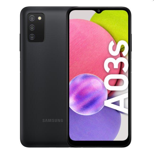 Samsung Galaxy A03s, 3/32GB, black