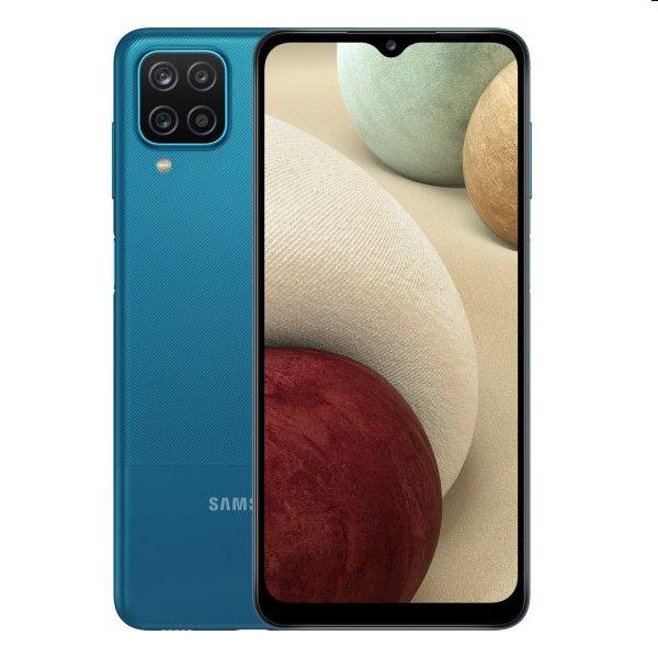 Samsung Galaxy A12 - A127F, 4/64GB, blue