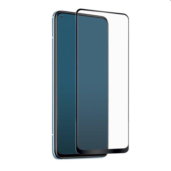 Tvrdené sklo SBS Full Cover pre Xiaomi Mi 11 Lite/Mi 11 Lite 5G, čierne