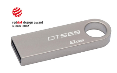 8GB Kingston USB 2.0 DataTraveler SE9
