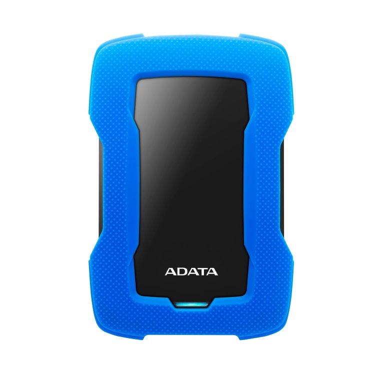 A-Data HDD HD330, 1TB, USB 3.2 (AHD330-1TU31-CBL), Blue