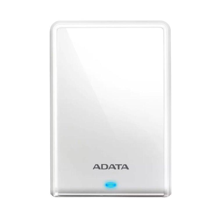 A-Data HDD HD620S, 1TB, USB 3.2 (AHV620S-1TU31-CWH), White