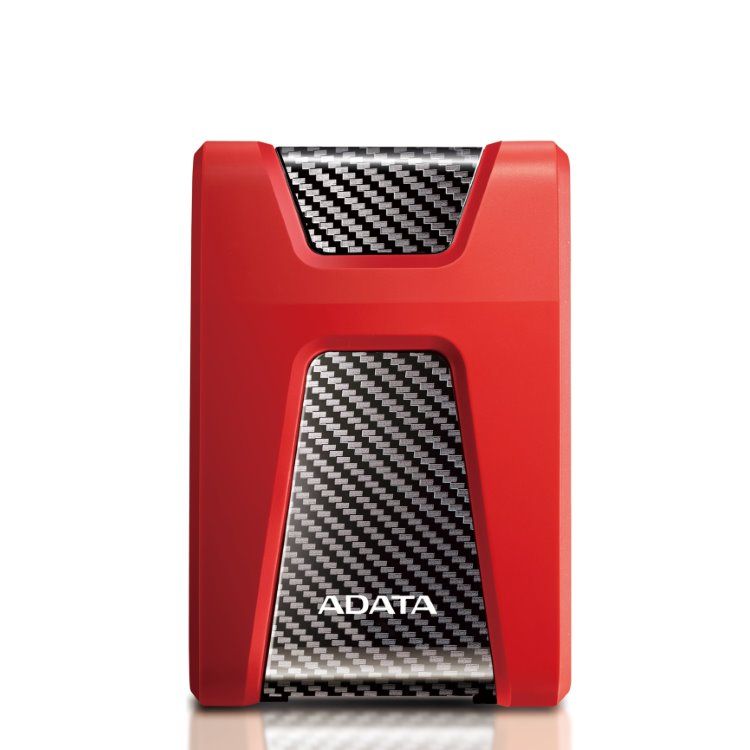 A-Data HDD HD650, 1TB, USB 3.2 (AHD650-1TU31-CRD), Red