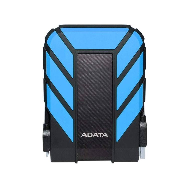 A-Data HDD HD710P Pro, 2TB, USB 3.2 (AHD710P-2TU31-CBL), Blue