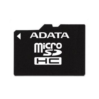 A-DATA Micro SDHC Card 16GB, UHS-I, Class 10 - r�chlos� 30 MB/s