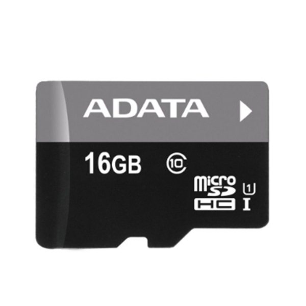 A-DATA Micro SDHC Premier 16GB, UHS-I, Class 10 - r�chlos� 30 MB/s