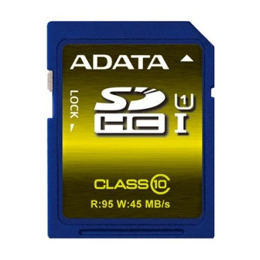 A-DATA SDHC UHS-I 16GB | Class 10, r�chlos� a� 95MB/s