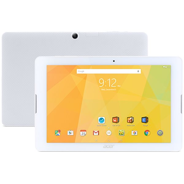 Acer Iconia One 10 - B3-A20, 16GB, White