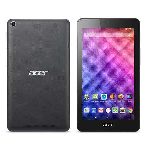 Acer Iconia One 7 - B1-760 HD, 16GB, Black