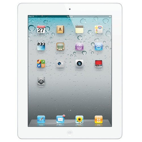Akcia - Apple iPad 2 64GB Wi-Fi + 3G, White