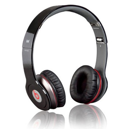 Akcia - Monster Beats by Dr.Dre Solo HD, Black