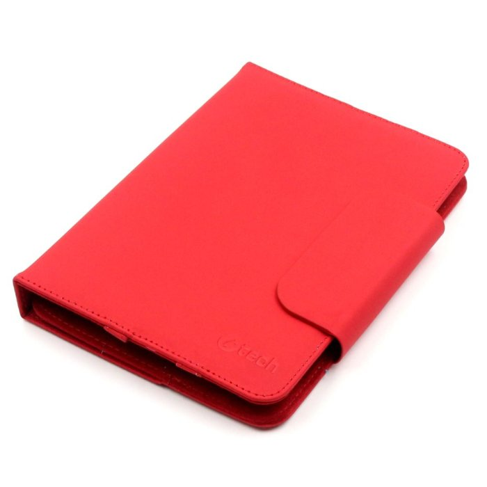 Akcia - Puzdro FlexGrip pre Apple iPad Mini (1), Red