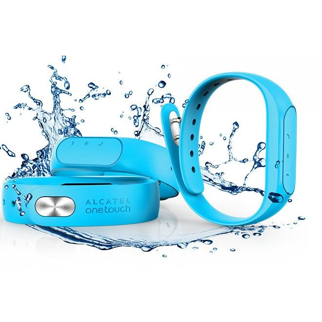 Alcatel Boomband, Blue