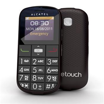 Alcatel One Touch 282, Black