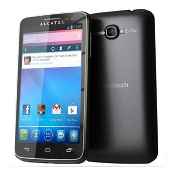 Alcatel One Touch 5035D X�Pop - Dual Sim, Black
