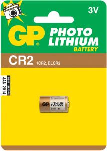 Alkalická Baterie GP CR2