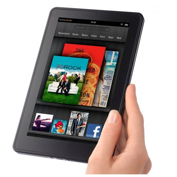 Amazon Kindle Fire 7, Black