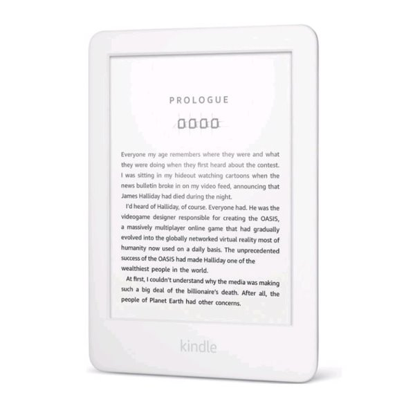 Amazon Kindle Touch 2020, white