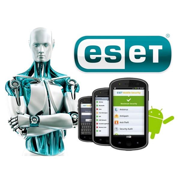 Antivírusový program ESET Mobile Security pre 1 zariadenie na 2 roky