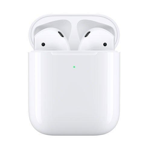Apple AirPods s bezdrôtovým nabíjaním (2019)