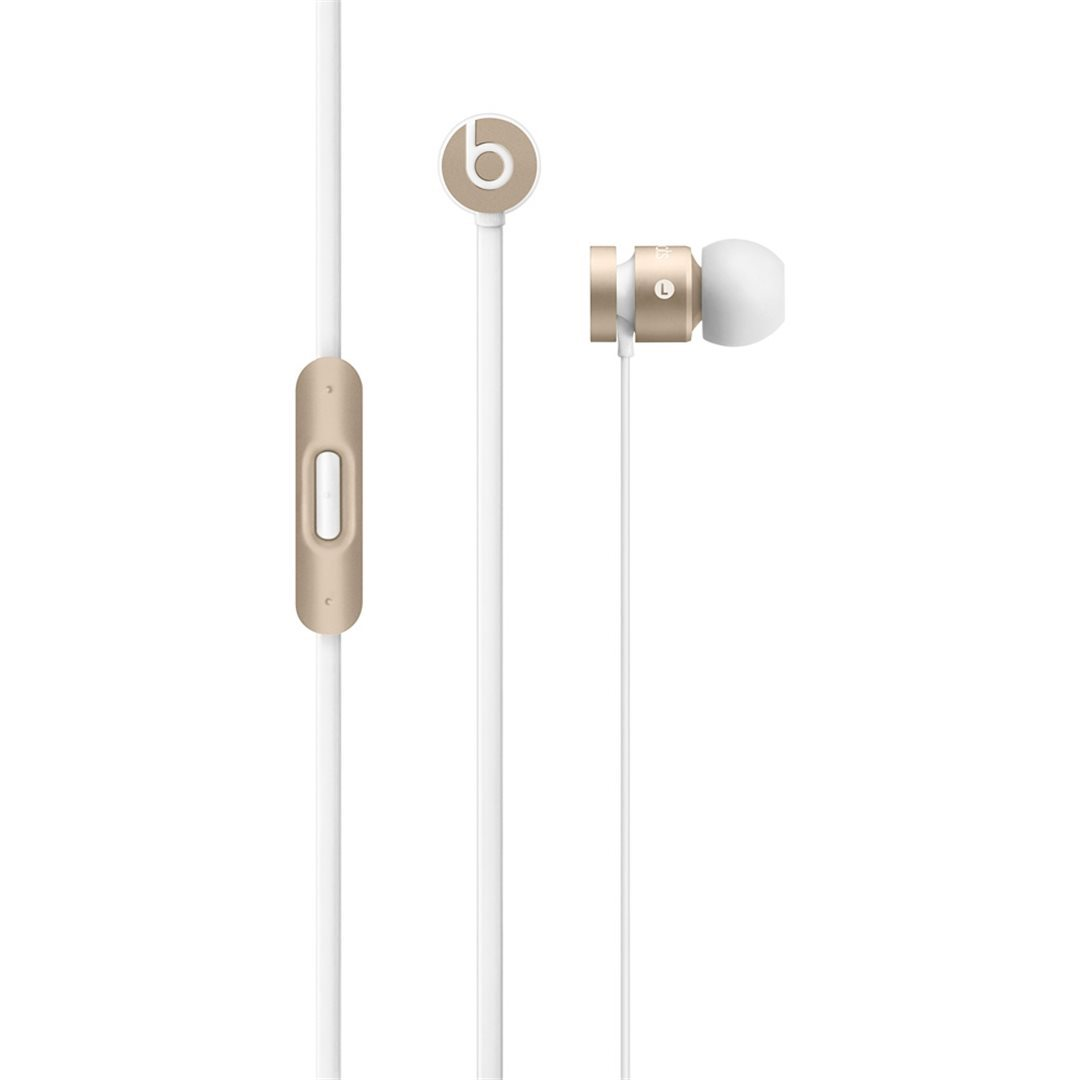Apple Beats by DR.Dre urBeats In-Ear - k�blov� Headset, Gold (MK9X2ZM/A)