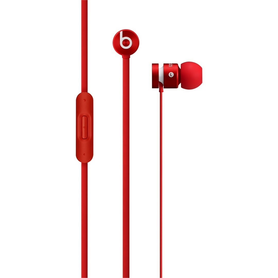 Apple Beats by DR.Dre urBeats In-Ear - k�blov� Headset, Red
