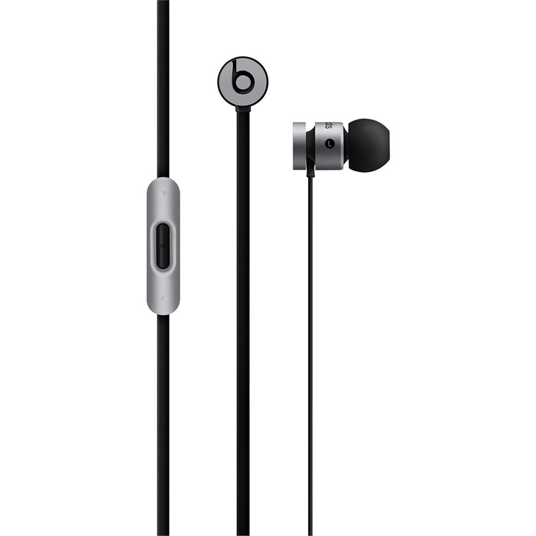 Apple Beats by DR.Dre urBeats In-Ear - k�blov� Headset, Space Grey (MK9W2ZM/A)