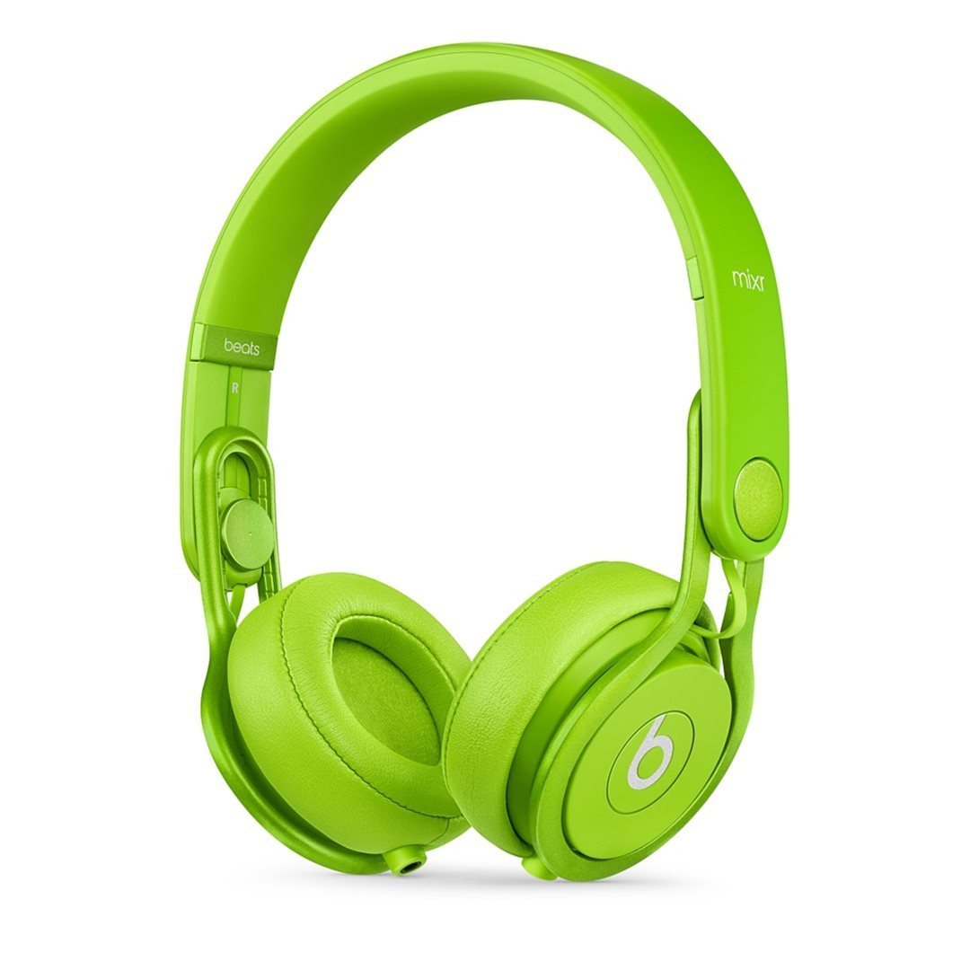 Apple Beats Mixr by DR.Dre On-Ear - k�blov� Headset, Green