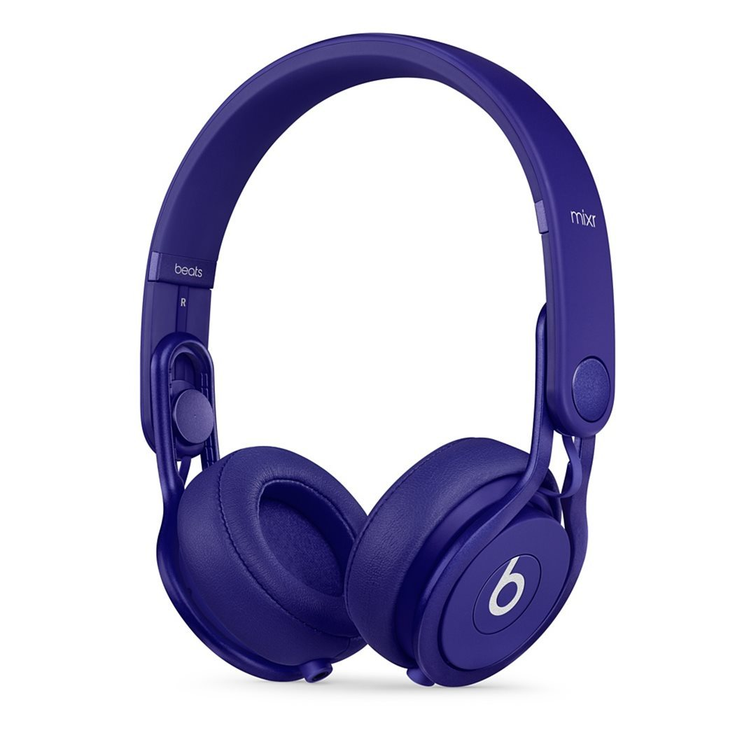 Apple Beats Mixr by DR.Dre On-Ear - k�blov� Headset, Indigo