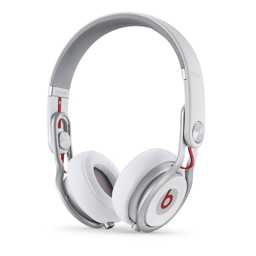 Apple Beats Mixr by DR.Dre On-Ear - k�blov� Headset, White