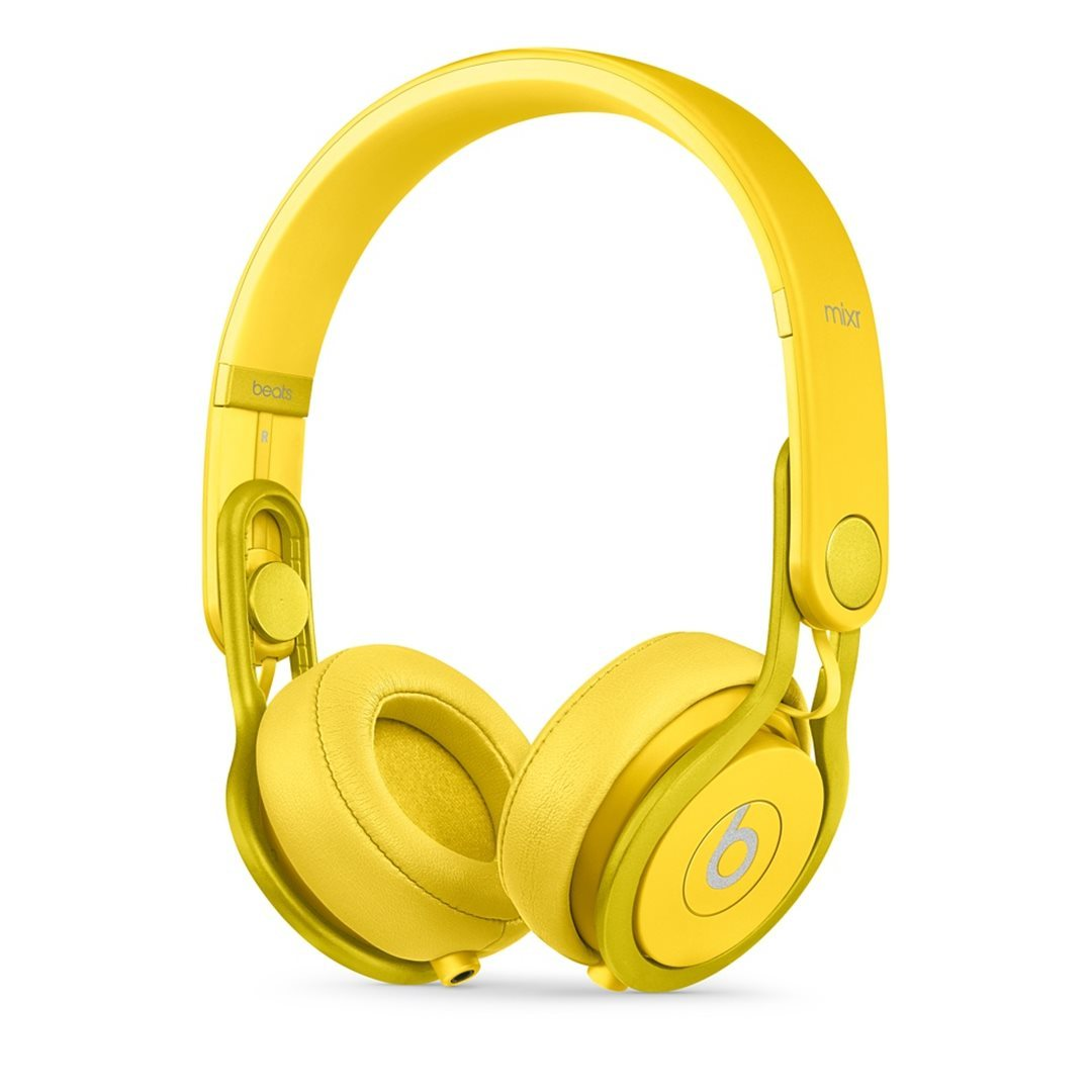 Apple Beats Mixr by DR.Dre On-Ear - k�blov� Headset, Yellow