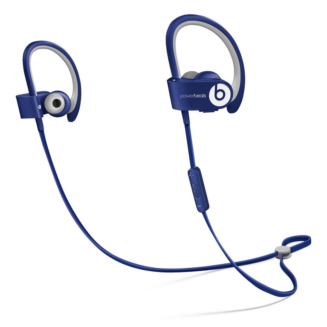 Apple Beats PowerBeats 2 Wireless by DR.Dre - Bluetooth Headset, Blue