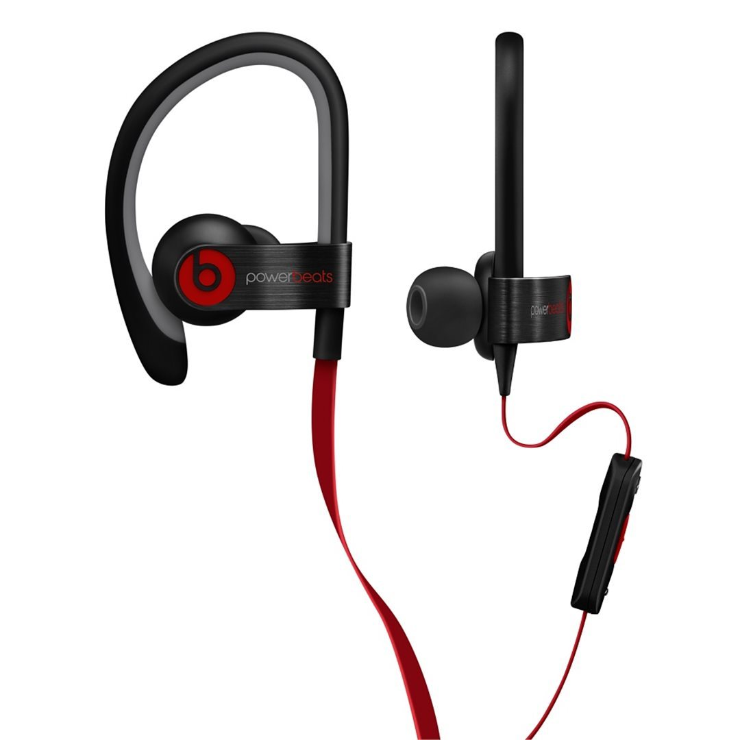 Apple Beats PowerBeats by DR.Dre In-Ear - k�blov� Headset, Black