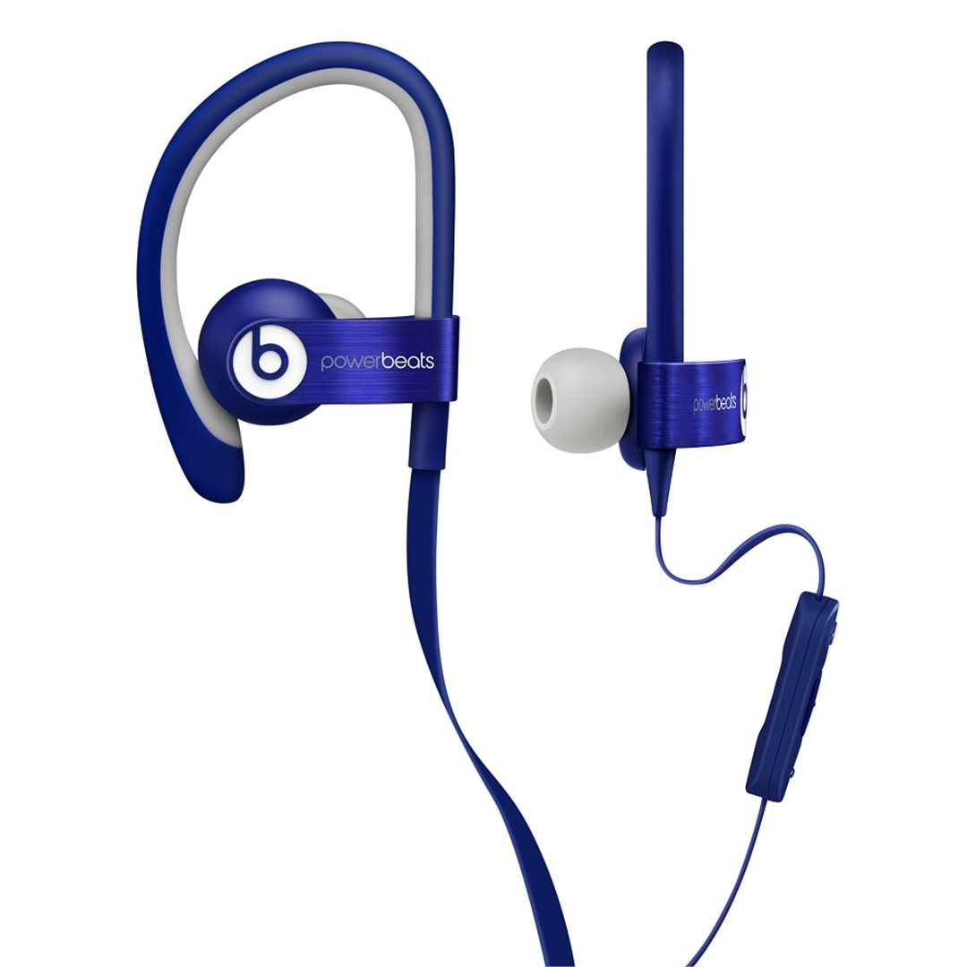 Apple Beats PowerBeats by DR.Dre In-Ear - k�blov� Headset, Blue