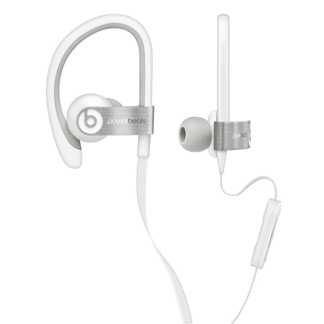 Apple Beats PowerBeats by DR.Dre In-Ear - k�blov� Headset, White