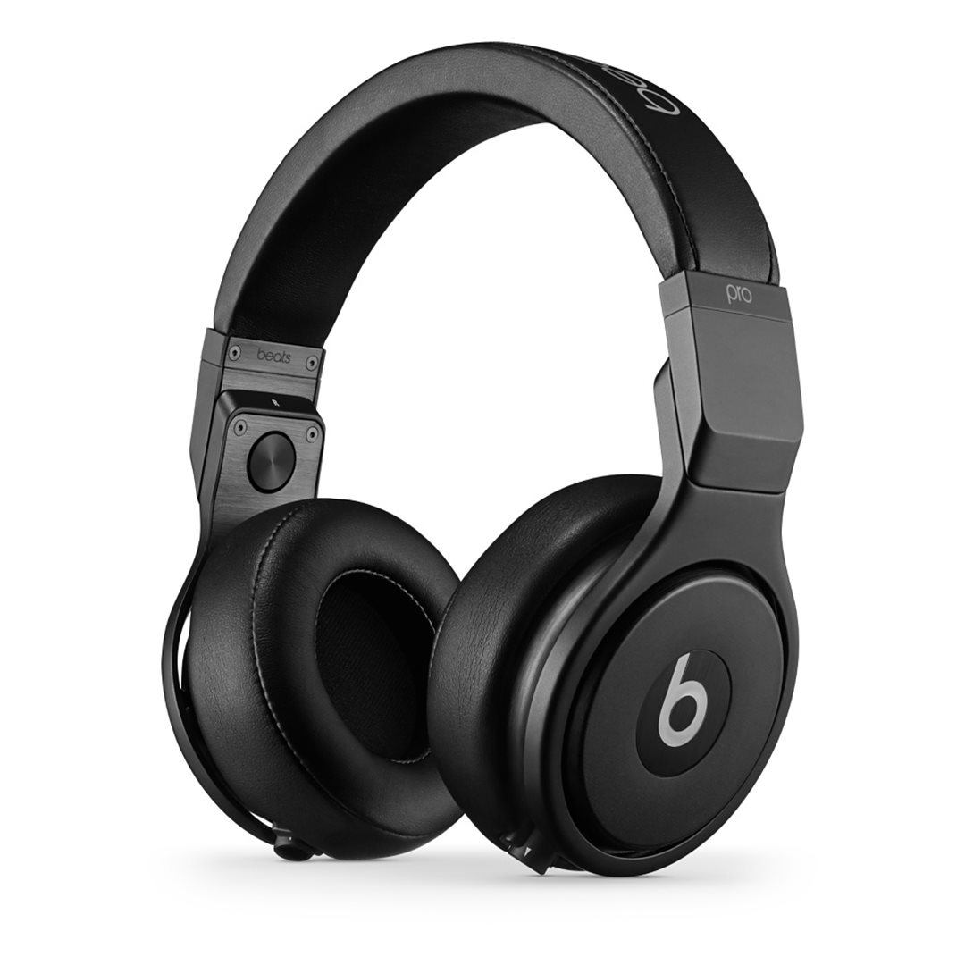 Apple Beats Pro by DR.Dre On-Ear - k�blov� Headset, Infinite Black