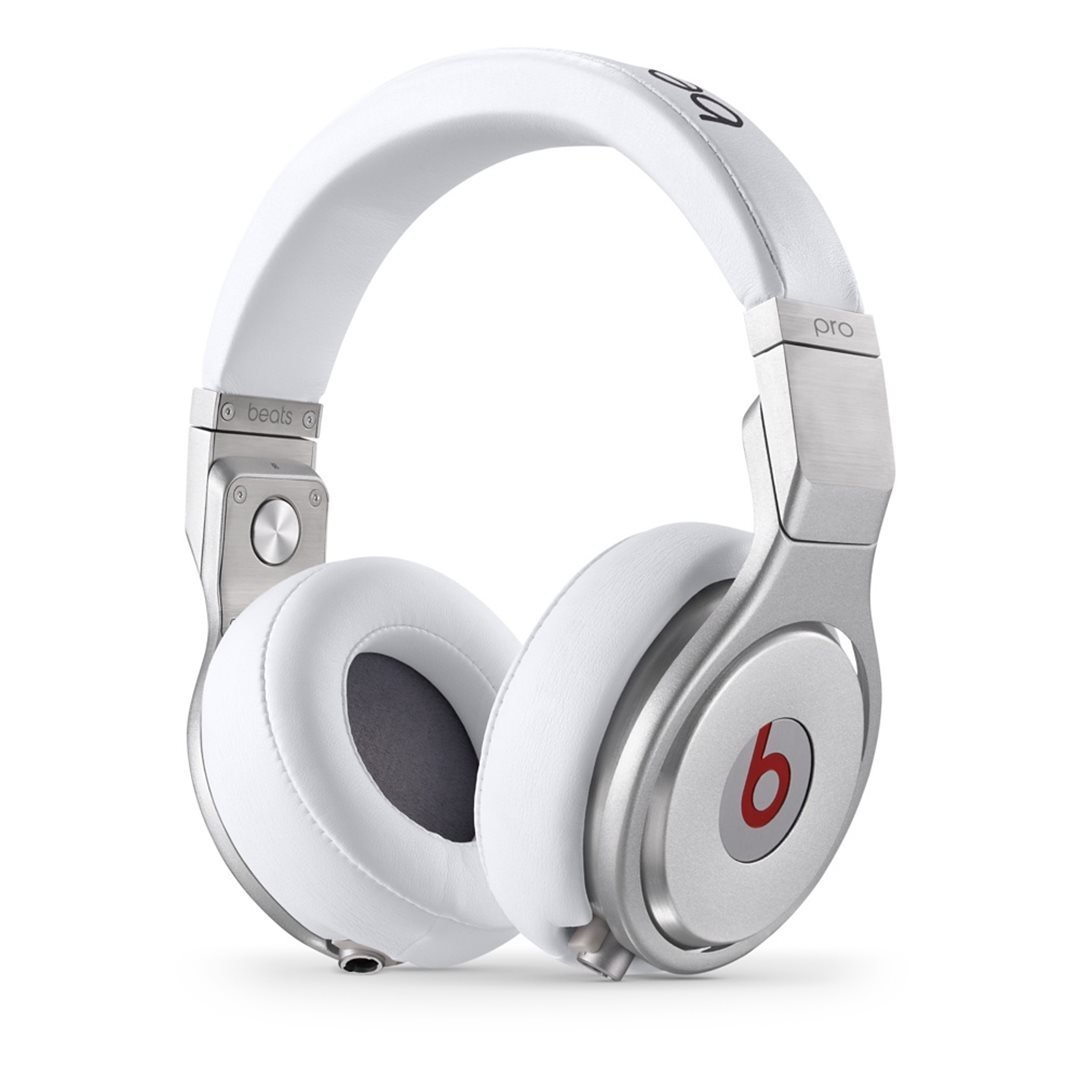 Apple Beats Pro by DR.Dre On-Ear - k�blov� Headset, White