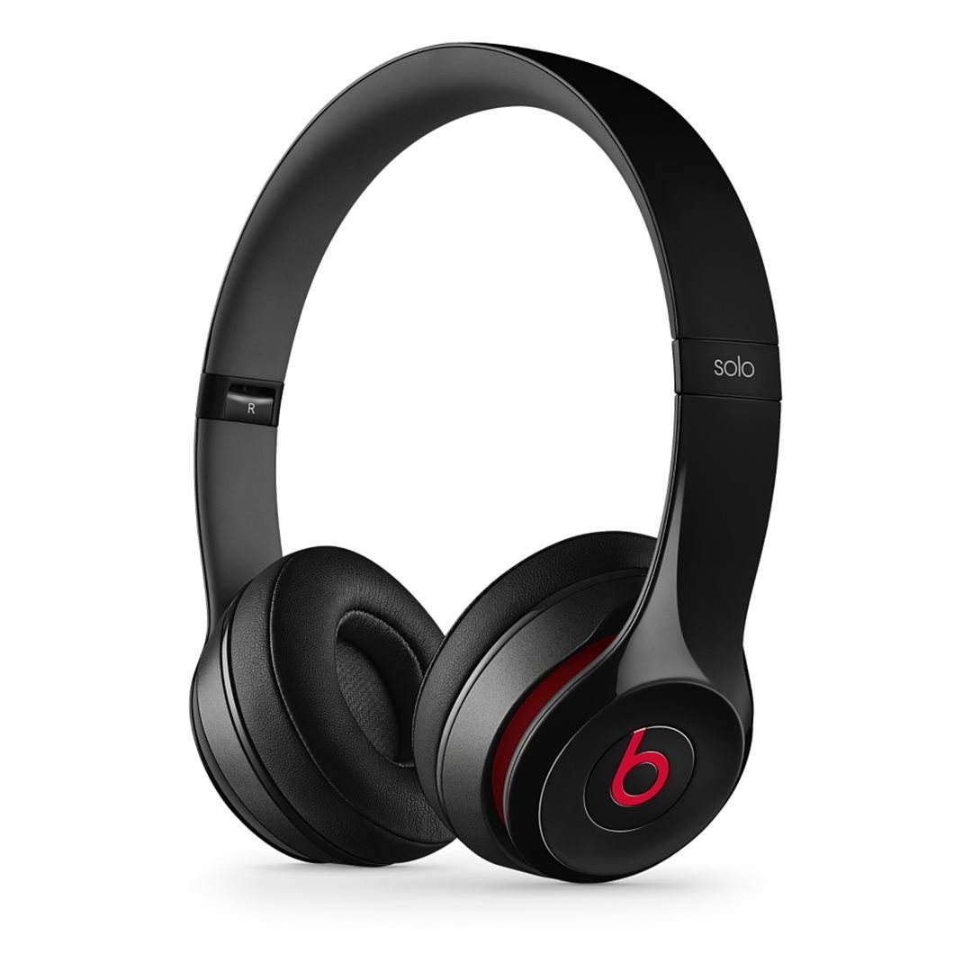 Apple Beats Solo2 by DR.Dre On-Ear - k�blov� Headset, Black