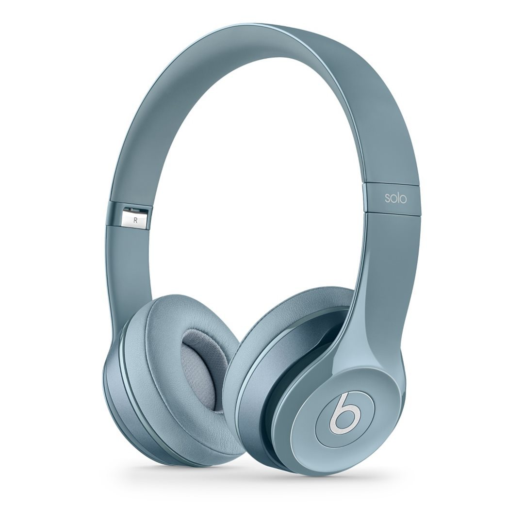 Apple Beats Solo2 by DR.Dre On-Ear - k�blov� Headset, Grey