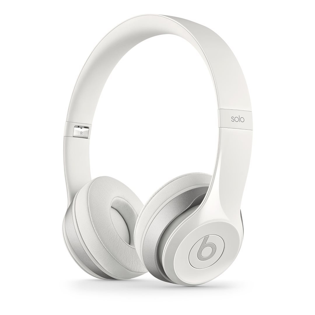 Apple Beats Solo2 by DR.Dre On-Ear - k�blov� Headset, White