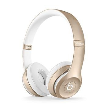 Apple Beats Solo2 Wireless by DR.Dre On-Ear, Gold