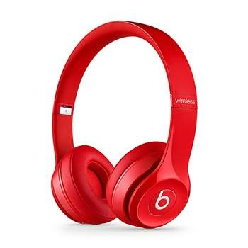 Apple Beats Solo2 Wireless by DR.Dre On-Ear, Red