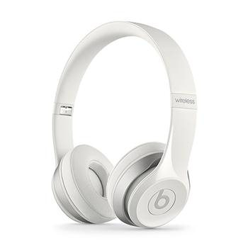 Apple Beats Solo2 Wireless by DR.Dre On-Ear, White