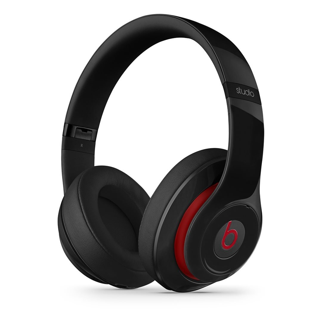 Apple Beats Studio 2 by DR.Dre On-Ear - k�blov� Headset, Black