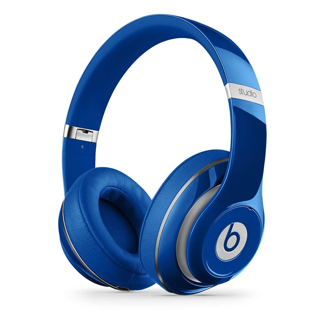 Apple Beats Studio 2 by DR.Dre On-Ear - k�blov� Headset, Blue