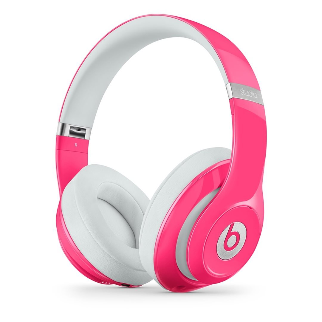 Apple Beats Studio 2 by DR.Dre Over-Ear - k�blov� Headset, Pink