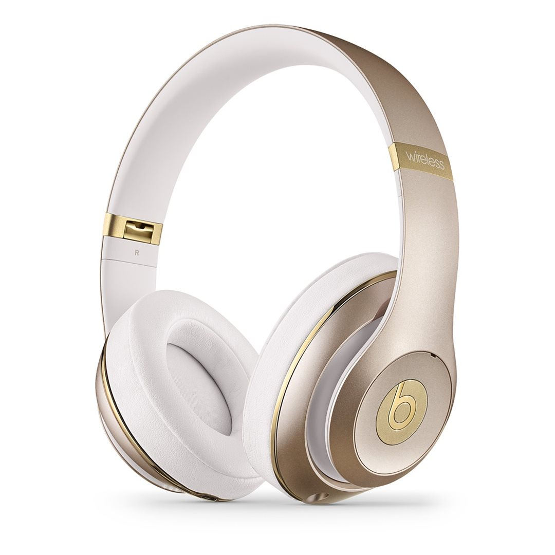 Apple Beats Studio Wireless by DR.Dre Over-Ear - Bluetooth Headset, Gold