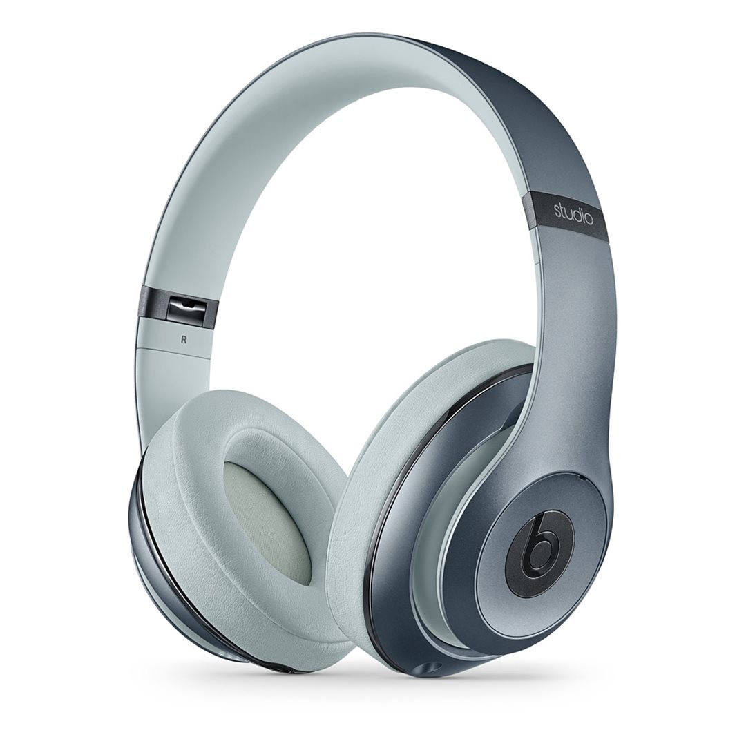 Apple Beats Studio Wireless by DR.Dre Over-Ear - Bluetooth Headset, Sky