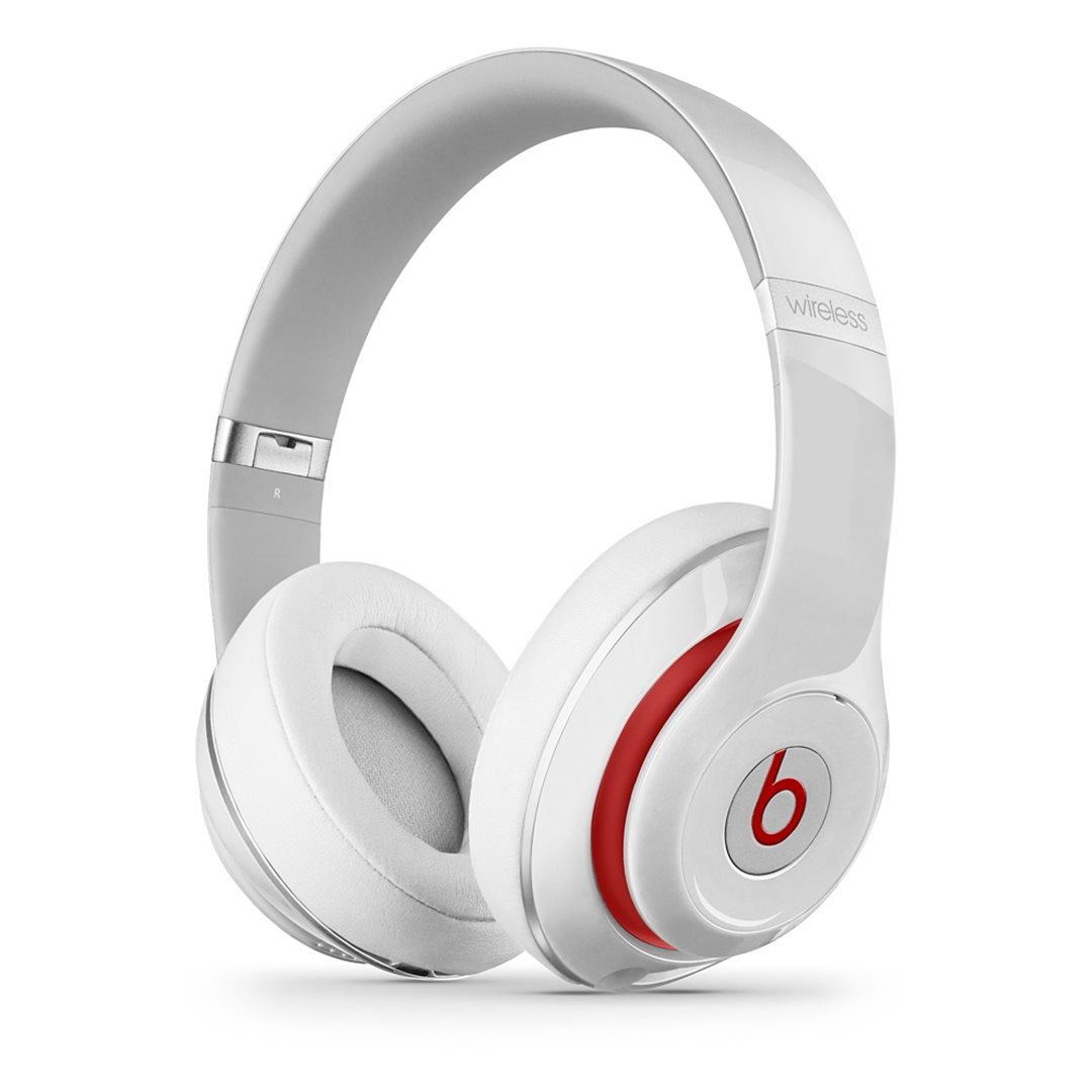 Apple Beats Studio Wireless by DR.Dre Over-Ear - Bluetooth Headset, White
