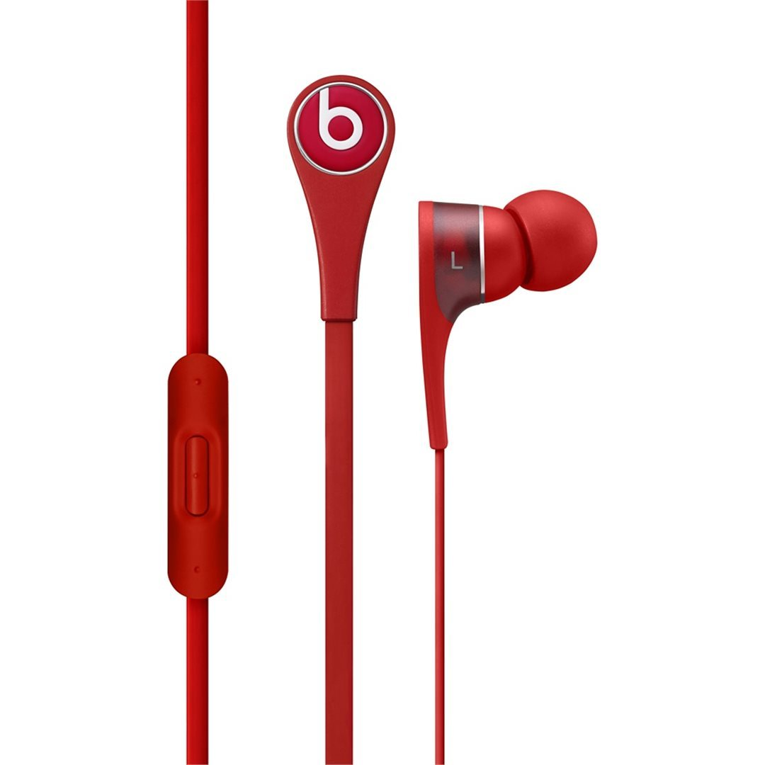 Apple Beats Tour by DR.Dre In-Ear - k�blov� Headset, Red